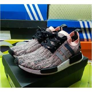 NMD R1 PK TRICOLOR PINK SALMON