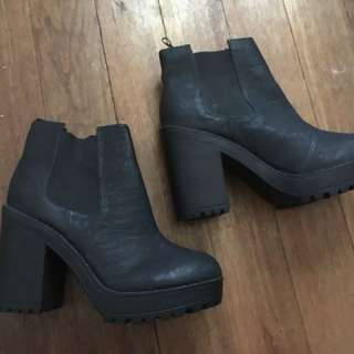 H&M ankle boots 💖