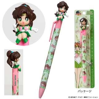 (可面交)美少女戰士文具第五彈內部戰士Sailor Jupiter人偶原子筆