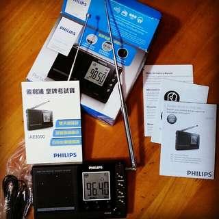 Philips DSE 收音機