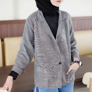 Blazer top zarra