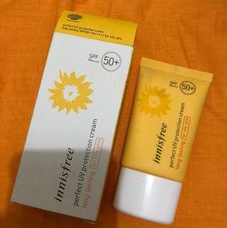 Innisfree perfect UV protecting cream