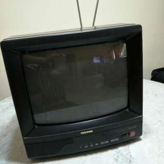 Toshiba vintage tv