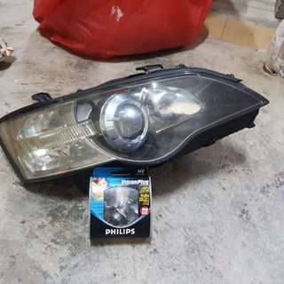 Headlight legacy GT
