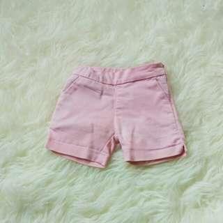 Zara baby girl shorts