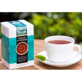 Dilmah English Afternoon Tea ( 50 Tea Bags) 100g