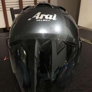 ARAI RAM 3 Gunmetal