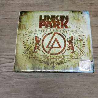 Linkin Park - Road to Revolution (Live at Milton Keynes) (Used and Opened)