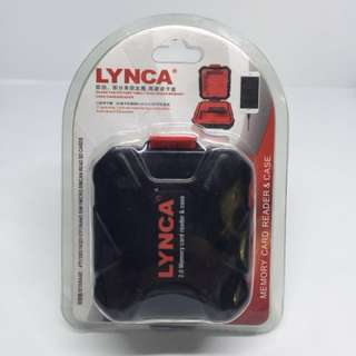 Lynca USB3.0讀卡器連卡盒(iOS)