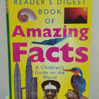 Book of Amazing Facts - A Children's Guide to the World