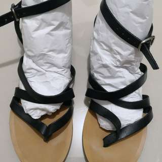 Pull and Bear Gladiator Sandals