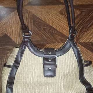 Unbranded woven hand bag