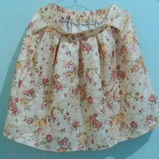 Flower Skirt BKK