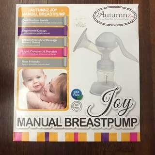 Autumn Manual Milk Pump