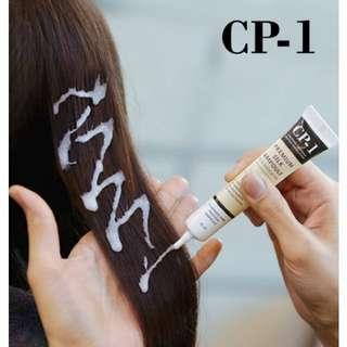 Ampule hair treatment leave in
