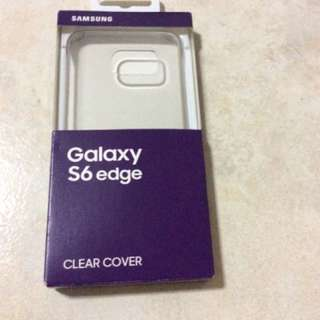 Samsung S6 Edge Cover