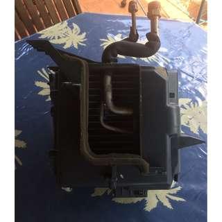 Cooling coil Daihatsu Charade Espri 1.0
