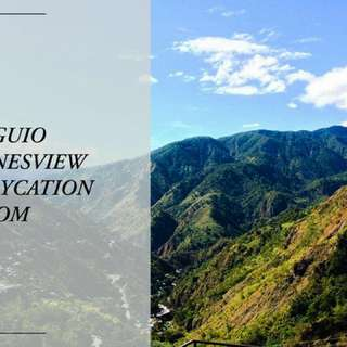 Baguio Minesview Staycation Room