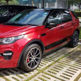 20inch BBS rims for Discovery Sport / Evoque