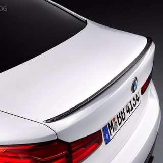 BMW G30 M CF SPOILER