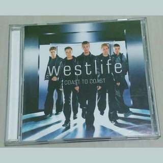 CD: Westlife Coast To Coast
