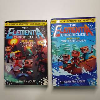 Minecraft - The Elementia Chronicles