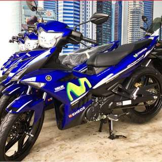 Yamaha Sniper 150 (Movistar)