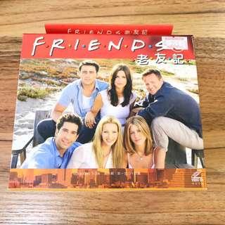 FRIENDS 老友記第七、八季 VCDs