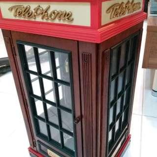 可樂電話亭