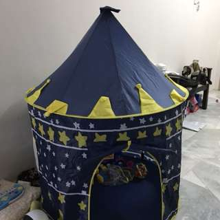 [REDUCED] Star Tent for Kids