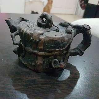 Old & Unique Teapot
