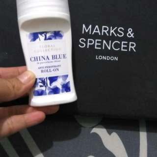 Roll on mark and spencer