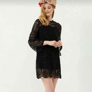 Crochet Dress (2 in 1)