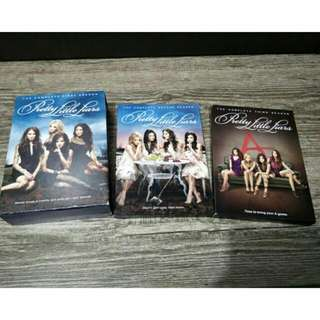 Pretty Little Liars Season 1,2,3 Complete Boxset