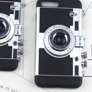 iPhone Case (7/7+, 8/8+) digital camera design