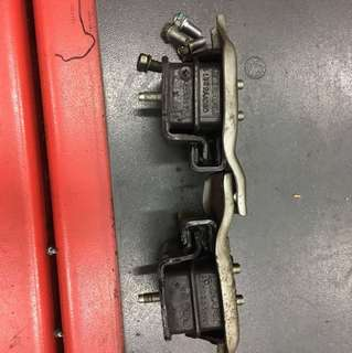 Subaru group end engine mounting only conditions 9/10 good as new