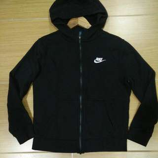 Authentic Nike Hoodie Jacket