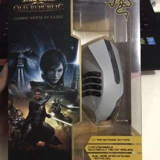 Razer Naga Epic Chroma : Star Wars The Old Republic