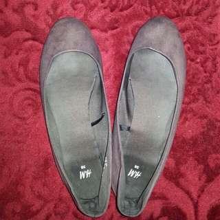 Flatshoes H&M Black