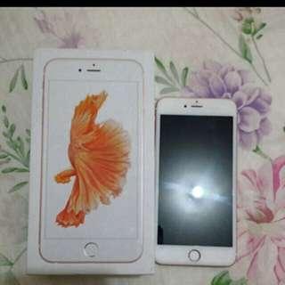 IPhone 6s Plus 粉紅 64gb