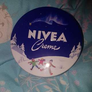Nivea Body Cream 日本冬季限定