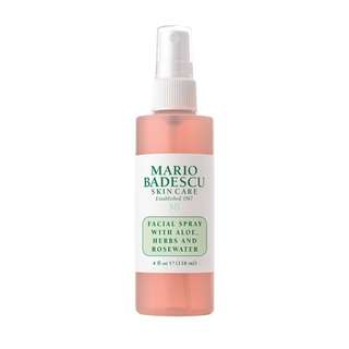 [Out of stock] Mario Badescu Facial Spray with Aloe, Herbs and Rosewater