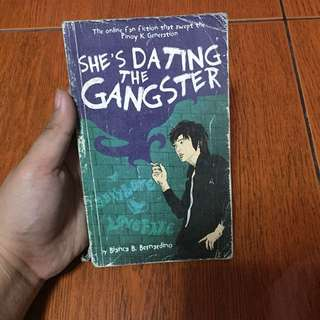 Wattpad Book: She's dating the Gangster by Bianca B. Bernardino