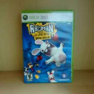 Rayman Raving Raddids Xbox 360