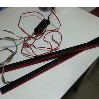 Car brake lights (long shape)