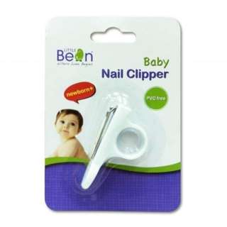 Little Bean Nail Clipper with Holder