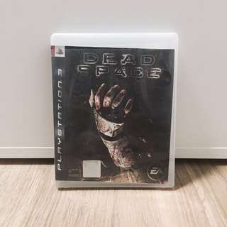 PS3 Game: Dead Space