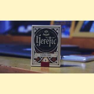 Heretic playing cards (OPENED)