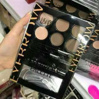 Usha eyebrow palette