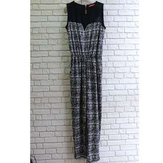 [NEW] Jumpsuit Black Theory X